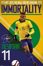 Neymar Jnr - Immortality - Official - 600M X 900Mm (#663)