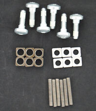 Genuine Buell Front Rotor Mounting Hardware, XB & 1125 Models  (Kit)