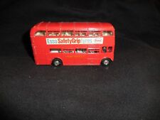Vintage Dinky Toys Routemaster Bus Esso Safety Grip Tyres 289 4 3/4""
