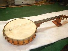 H.F. Banjo STELLA OSCAR SCHMIDT, 1920'S, 17 FRET, PROJECT Complete Maple