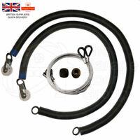 """Garador Mk3C PN57/1 36"""" Garage Door Springs Repair Kit Cables Pulley PN441 Box"""