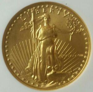 1988 $25 1/2oz Gold American Eagle NGC MS68