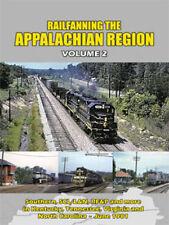Railfanning the Appalachian Region Vol 2 DVD NEW Southern Railway RF&P SCL CSX