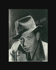 Humphrey Bogart greatest male star drawing from artist art image picture