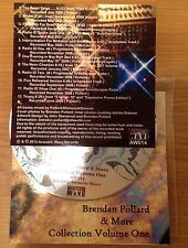 "Brendan Pollard ""Collection Volume 1"" special price [ Tangerine Dream]"
