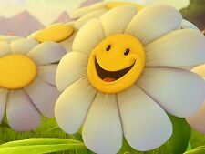 NEW SMILEY FACE IRON ON YELLOW HAT PATCH SMILE HAPPYPIN UP FUNNY CARTOON JOKE