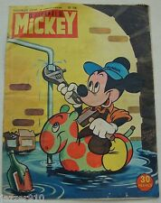 ¤ LE JOURNAL DE MICKEY n°190 ¤ 15/01/1956
