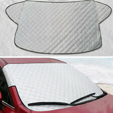 150 x 100cm Car Windshield Silver PVC Winter Snow Cover Frost-proof with Big Ear