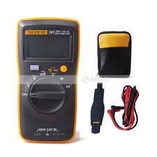 Fluke 101 Kit Handheld Digital Multimeter with Soft Case Holster