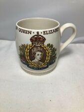 Copeland Spode 1953 Coronation Mug