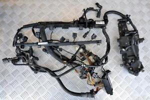 BMW 3-series F30 330d N57D30A engine loom 8514831 / injector harness 8510281