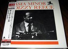 Dizzy Reece - Asia Minor (1962) JAPAN Mini LP CD (2008) NEW