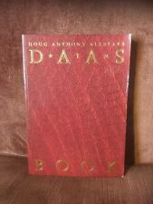 Doug Anthony All Stars DAAS Book