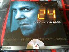 24 Interactive DVD Board GAME 24 TV Series Jack Bauer Brand New SEALED
