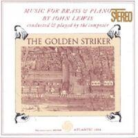 JOHN LEWIS - THE GOLDEN STRIKER  CD NEW!