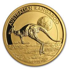 2015 Australia 1 oz Gold Kangaroo BU - SKU #84461