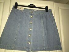 New Look Denim Petite Skirts for Women