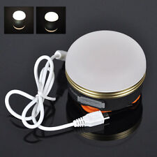 3W LED USB Rechargeable Hiking Camping Outdoor Light Lantern Tent Lamp