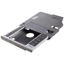 SATA 2eme disque dur Caddy Adaptateur pour Dell Latitude D600 D610 D620 D63 M4S9