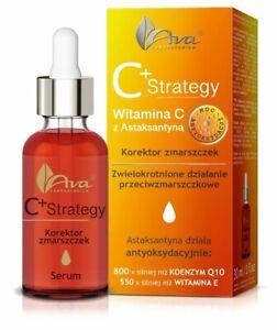 AVA C+ Strategy korektor zmarszczek/ Wrinkle correcting essence
