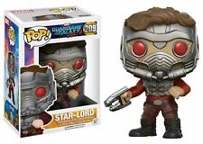 "EXCLUSIVE MARVEL GOTG STAR LORD IN MASK 3.75"" POP VINYL FIGURE FUNKO 209"