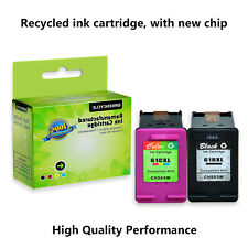 61XL Black & Tri-Color Ink Cartridge Compatible with HP Deskjet 1010 2050 2544