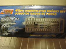 American Tool Exchange 40pc Socket Set