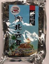 Black Fungus Woodear Mushroom Dried Tree Ear Chinese Food 100g