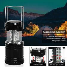 Portable LED Camping Lantern Lemontec Water Resistant Ultra Bright 30 360° LED