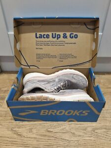 Brooks Adrenaline GTS 20 Limited Edition Women's snakeskin running trainers