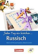 Lextra Russisch A1-B1 Selbstlernbuch - Andrea Steinbach - 9783589010011