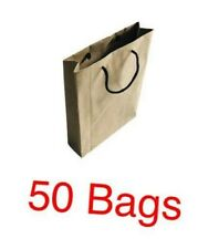 Eco Friendly Tote Bags Grocery Bag Business Promotion Shopping Bags (50 Bags)
