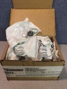 LOT of 41 Schrader 20023 TPMS Sensor Service Pack Kit