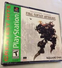 Final Fantasy Anthology FFV - FFVI (PlayStation)