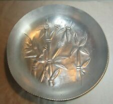 Everlast Forged Aluminum Bamboo Bowl / Dish