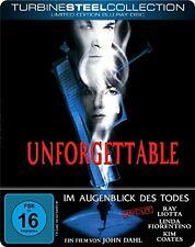 Unforgettable (Limited Turbine Steel Edition) Linda Fiorentino, Peter Coyote NEW