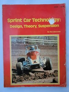 1979 Sprint Car Technology: Design, Theory, Suspension  By Don Alexander
