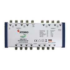 ATEMIO AMS908E Multischalter ECO-Line 9/8 (2 Satelliten auf 8 Teilnehmer)