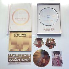 KPOP WANNA ONE 2nd Mini Album 0+1=1 I Promise You DAY VER. DANIEL PHOTO CARD PC