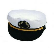 Captains Cap Kapitäns Mütze Captain keine Faschingsmütze englische Qualität 60