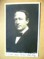 1903 Used Antique Postcards- Actors MR. FRED TERRY, No.1102 B + Stamp