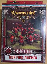 Warmachine - Khador - Iron Fang Pikemen Unit PIP 33090
