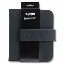 Zippo 142653 Collectors Case with foam tray, Holds 8 Standard Lighters