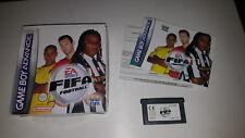 Nintendo Gameboy Advance Game * EA SPORTS FIFA FOOTBALL * Game Boy GBA