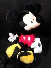 Disney Baby Plush Mickey Mouse 2 in 1 Harness Buddy Goldbug 18mos+ Safety