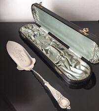 XIXè Pelle A Gâteau Métal Argenté Napoléon III SERVING SET SILVER CAKE