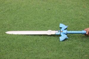 LARP Zelda Sword Made From Fiber Handmade Custom Sword Play Game Sword
