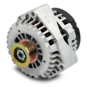 Holley Alternator 197-301; 130 Amps Natural for Chevy LS-Series