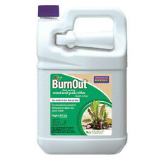 Bonide 7492 BurnOut All Natural Weed & Grass Killer, Ready-To-Use, 1 Gallon