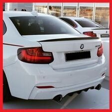 BMW F22 -  PERFORMANCE look - TRUNK SPOILER  +++NEW+++NEW+++NEW+++
